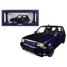 New 1989 Renault Supercinq GT Turbo Alain Oreille 1/18 Diecast Model Car by Nore