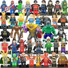 35 pcs Avengers Endgame Lego Minifigure Superhero Building Block Iron Man Marvel