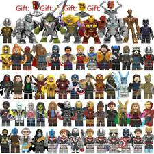 41pcs / lot Super Heroes building blocks, Marvel, Avengers, captain action figur