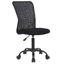 Ergonomic Office Chair Mesh Desk Chair Task Computer Chair Adjustable Stool Back