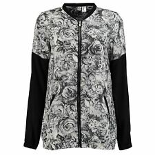ONeill Fable Bomber Jacket Womens Black Outdoor Top Ladies Outerwear