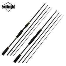 SeaKnight SCEPTER Lure Rod 2.1M 2.4M 4 Section Fishing Rod Carbon Rod 10-30g