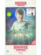 Stranger Things Season 1 Collector's Edition 4-Disc 4K/UHD + Blu-Ray & Poster