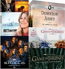Lion King - Grey's Anatomy - Game of Thrones - Abbey Downton - Star Wars Saga