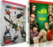 THE BIG BANG THEORY: Complete Series Seasons 12 DVD Brand New & Sealed
