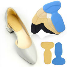 2x women soft t-shape arch support orthotic insert insoles foot heel protecto wl