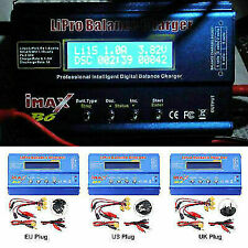 IMAX B6AC 80W RC Lipo NiMH NiCd Battery Balance Charger Discharger With Adapter