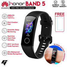 Honor Band 5 Global Version with Blood Oxygen Level Sensor AMOLED Screen