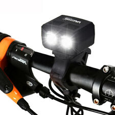 5000lm USB Rechargeable Bike Lamp 2x XM-L T6 Front Handlebar Bike Light