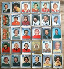 PANINI FOOTBALL 78 #467-CLYDEBANK TEAM PHOTO