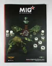 Mig Productions Product Catalog 2011