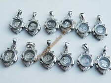Pendentif Signe Astrologique Chinois Horoscope Animal Chine Asie Astro + Chaine