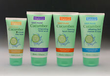 BN Beauty Formulas Cucumber Facial Products Clay Mask Cleanser & Toner, Eye Pads