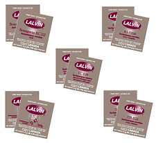 Lalvin Wine Yeast Sachets - 5 to Choose From (Price per Sachet) Homebrew