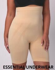 SEAMLESS MEDIUM CONTROL SHAPEWEAR,TUMMY & THIGH SLIMMING SHORTS by  SUREFIT