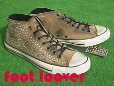 Scarpe Converse All Star CT Clean Mid Suede 1C477 uomo khaki multistuds limited