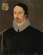 Undated Man Aged 29 Possibly Kempe Family-Artist 1589-Art Poster/Photo Pri