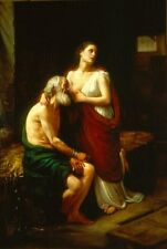 Photo Print Reproduction Roman Charity Luis Monroy Other Sizes Avail
