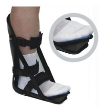Night Splint-Plantar Fasciitis Adjustable -AFO- w/ Dorsi-flexion Wedge - w/Tread