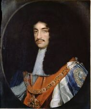 Charles Ii Wright John Michael late-17th Century- Art Photo/Poster Repro Print