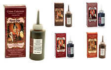 90ml Henne Color Cream Henna Hair Dye AUBURN BLACK BROWN COOPER BLONDE MAHOGANY
