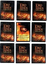 Lord of the Rings LOTR CCG TCG Reflections Rare cards