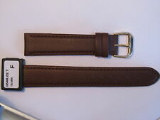 CONDOR PADDED CALF LEATHER WATCH STRAP 054R