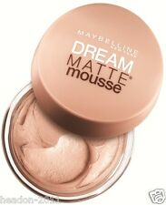 *NEW*Maybelline Dream Matte Mousse Foundation