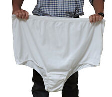 16: Huge Plus Size panties UK48/50 Gigantic! Will fit hips 205 cms/ 85inches.