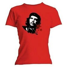 CHE GUEVARA - CLASSIC RED - OFFICIAL WOMENS T SHIRT