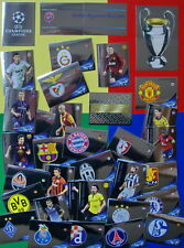 Panini Champions League 2012 2013   5, 10, 15, 30, 50, Glitzersticker aussuchen