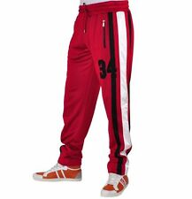 DOLCE & GABBANA GYM Sporthose Hose Rot Sport Pants Red Pantalons Rouge 01038