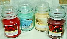 """1- 18 oz Container Jar Candle~Scented~U Choose Scent~USA Made~3-3/4""""D x 6-3/4""""T"""