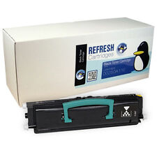 REMANUFACTURED LEXMARK E250 0E250A21E BLACK TONER MONO PRINTER LASER CARTRIDGE