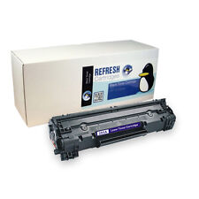 REMANUFACTURED HP LASERJET PRO CE285A / HP 85A BLACK  MONO LASER TONER CARTRIDGE