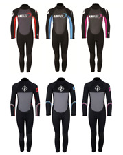 TBF Kids Boys Girls Full Wetsuit Ages 2-16 by Two Bare Feet Choice Of Styles