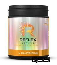 REFLEX NUTRITION L - GLUTAMINE 500 G AMINO ACIDS MUSCLE VOLUME GROWTH RECOVERY