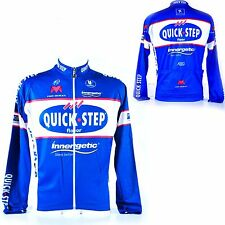Maglia jersey Thermal Vermarc Team Quick Step Innergetic full zip