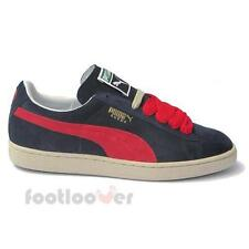 Scarpe Puma Suede Classic + 352634 44 sneakers casual moda uomo navy red