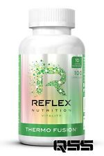 REFLEX NUTRITION THERMO FUSION 100 CAPS FAT BURNER LOSS WEIGHT MANAGMENT STRONG