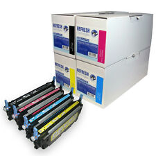 REMANUFACTURED HP 501A / 502A Q6470A Q6471A Q6472A Q6473A LASER TONER CARTRIDGES