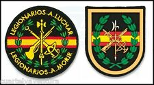 PARCHES -LEGION ESPAÑOL  UNIFORME -