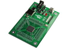 Microchip PIC32 PIC24 dsPIC33 USB OTG Development Board, Starter kit SD Card