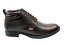 LEE COOPER BRANDED SHOE IN BROWN COLORS MRP 2799 +100 SHIPPING CHARGES=2899
