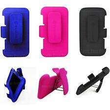 Belt Clip Holster for Apple iPhone 4 4S with Otterbox Commuter Series Case Cover