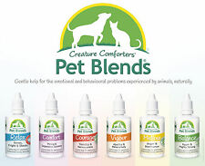 NATURAL PET REMEDY CALM FEAR ANXIETY SEPARATION ANGER Dog Cat Horse Pet Blends®