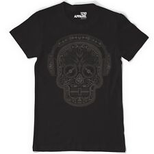 Technics / DMC T-Shirt - Skull n Phones Schwarz/Black (Size S-XXL) A19B NEU+OVP!