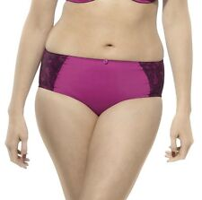 Panache 6902 Willow Brief from the Sculptresse range in Raspberry