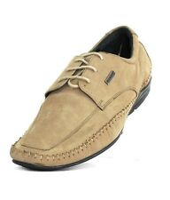 TRACER BRANDED CASUAL LEATHER SHOES IN CAMEL COLORS MRP  2199 25% DISCOUNT 1649