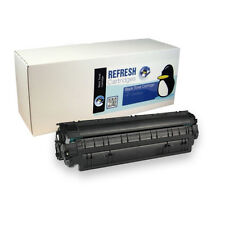 REMANUFACTURED HP LASERJET CB436A / HP 36A BLACK MONO LASER TONER CARTRIDGE